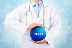 stress reaction heal